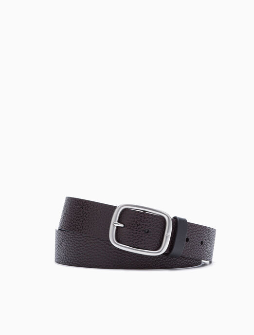 CALVIN KLEIN LONG REVERSIBLE BELT 34MM