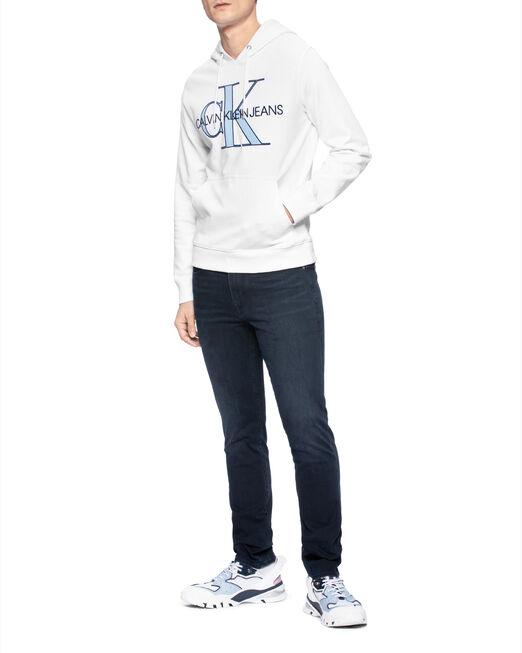 CALVIN KLEIN 남성 캘빈 테리 후드 스웨트 셔츠