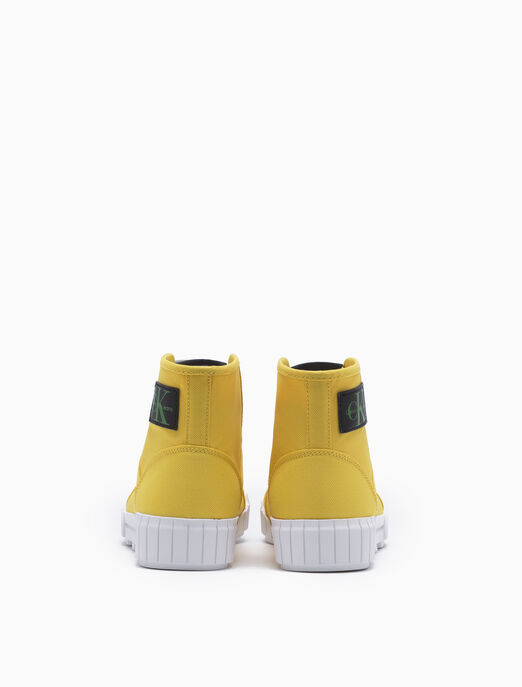 CALVIN KLEIN BINX HIGH TOP SNEAKERS