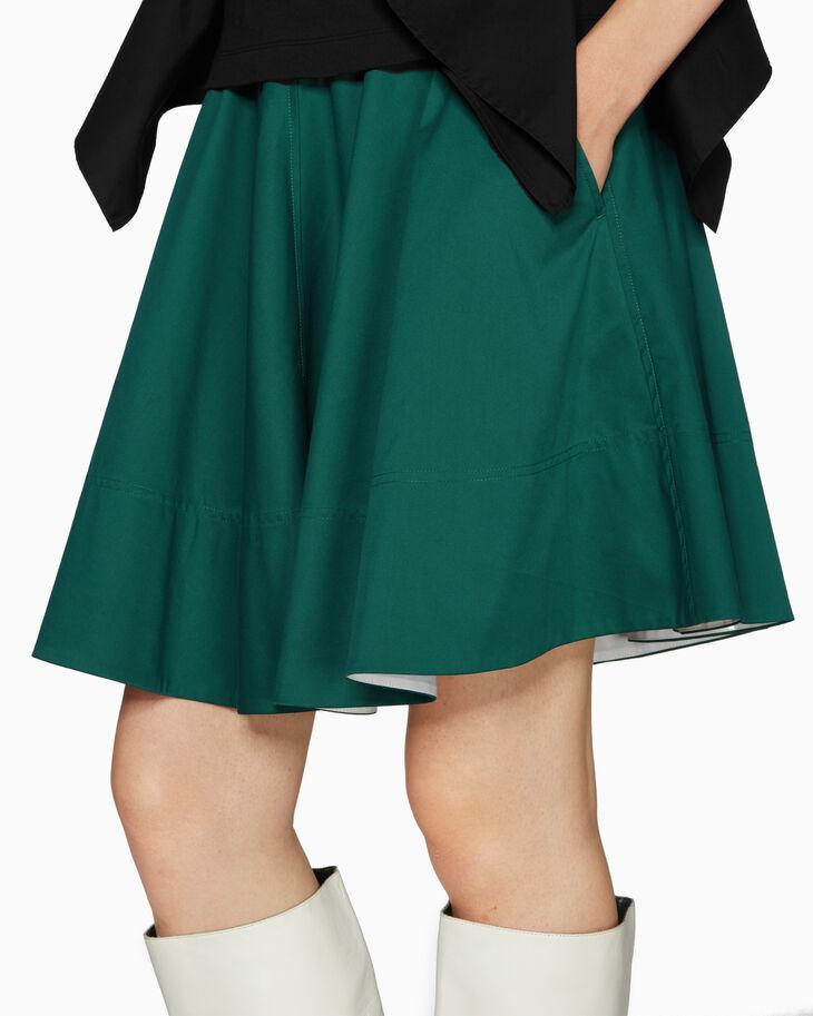 CALVIN KLEIN TWILL 圓裙