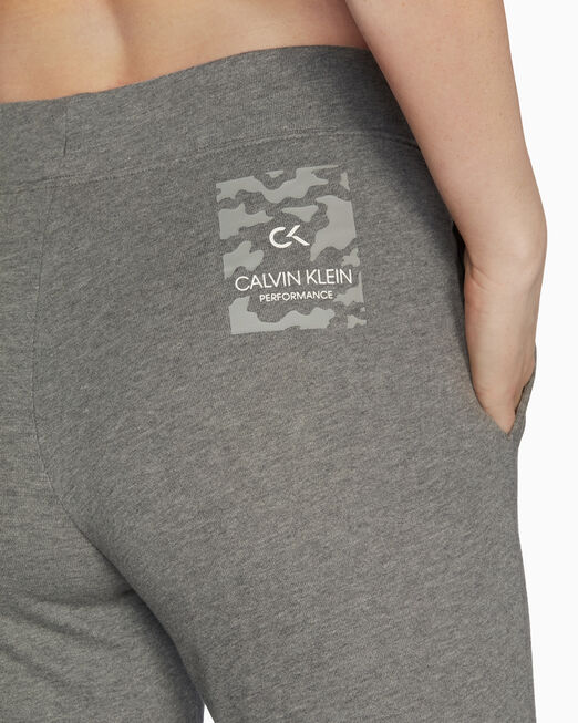 CALVIN KLEIN GRAPHICS BILLBOARD 스웨트팬츠