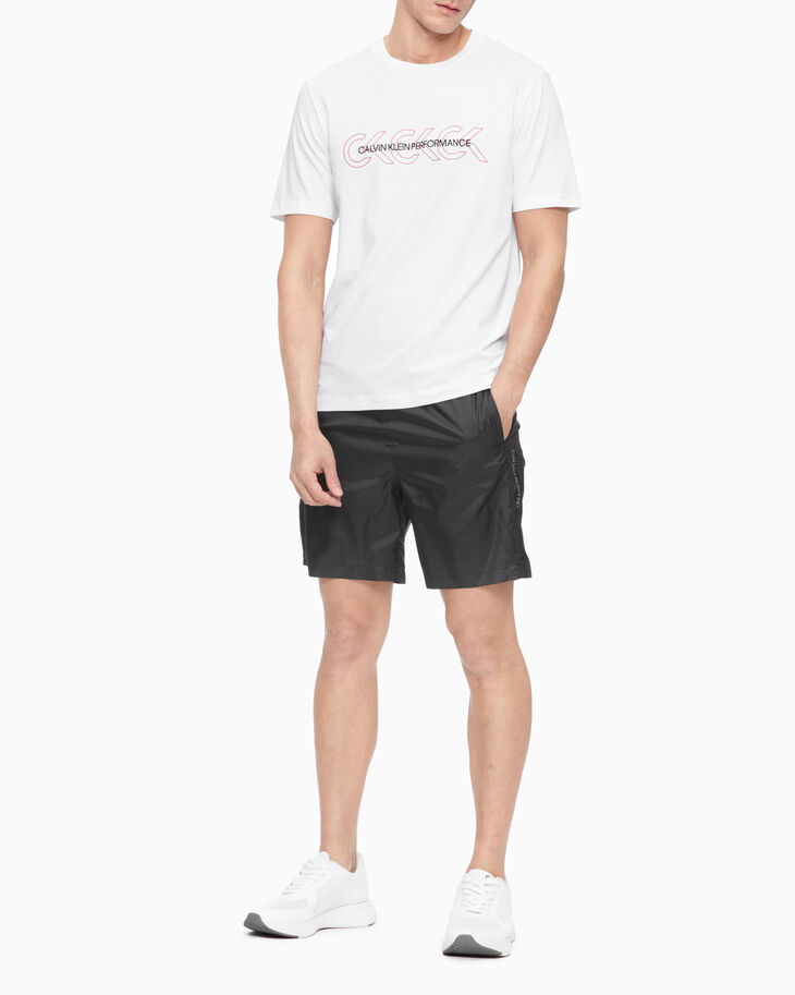 CALVIN KLEIN STATEMENT ESSENTIALS TRI-MONOGRAM 上衣
