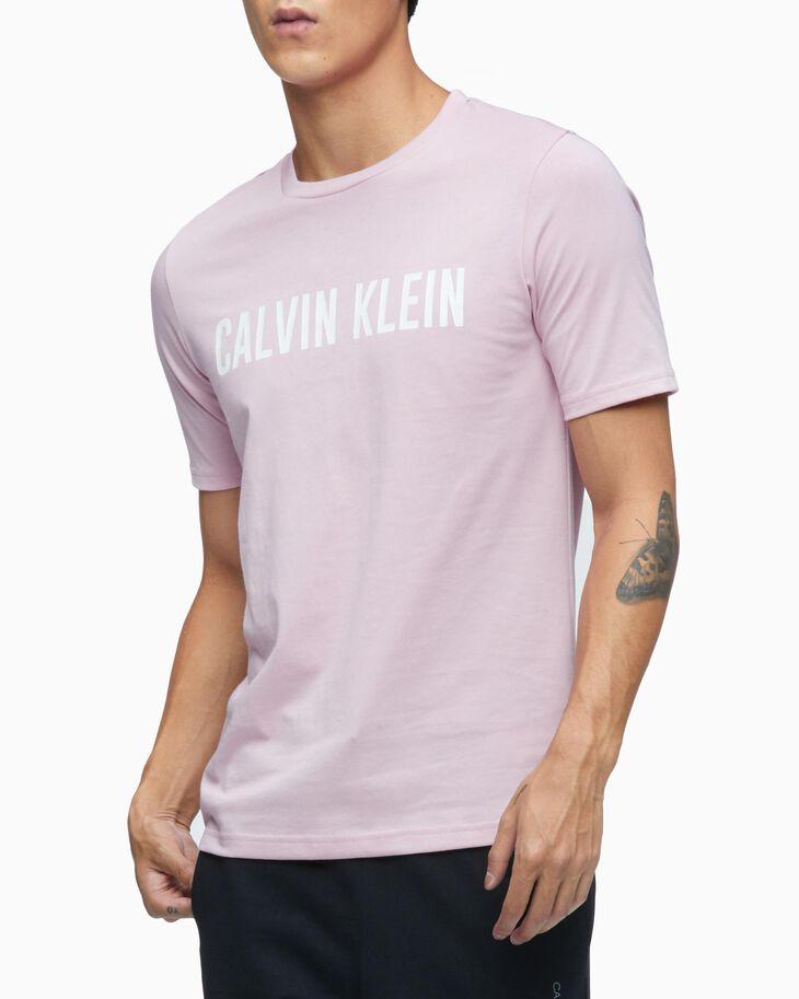 CALVIN KLEIN CORE LOGO SHORT SLEEVE TEE