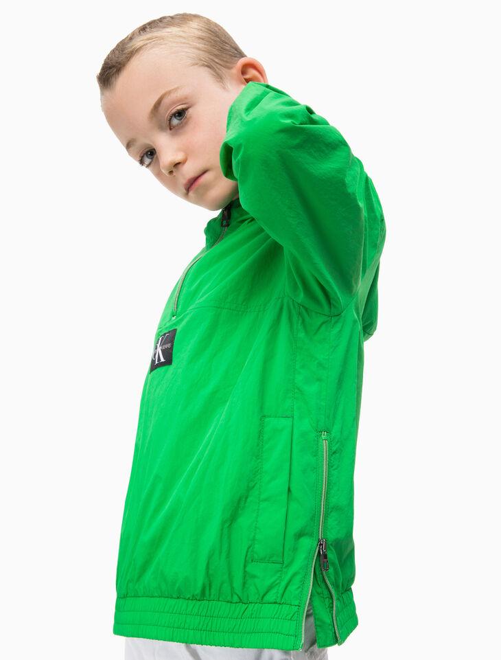 CALVIN KLEIN ボーイズ用ライトジャケット