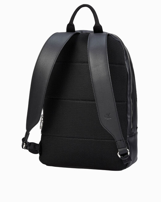 CALVIN KLEIN MICRO PEBBLE ROUND BACKPACK 45CM