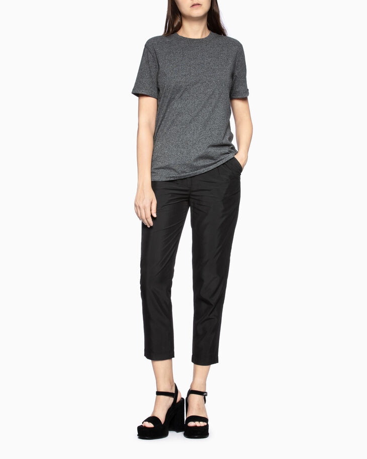 CALVIN KLEIN TAPERED ANKLE PANTS