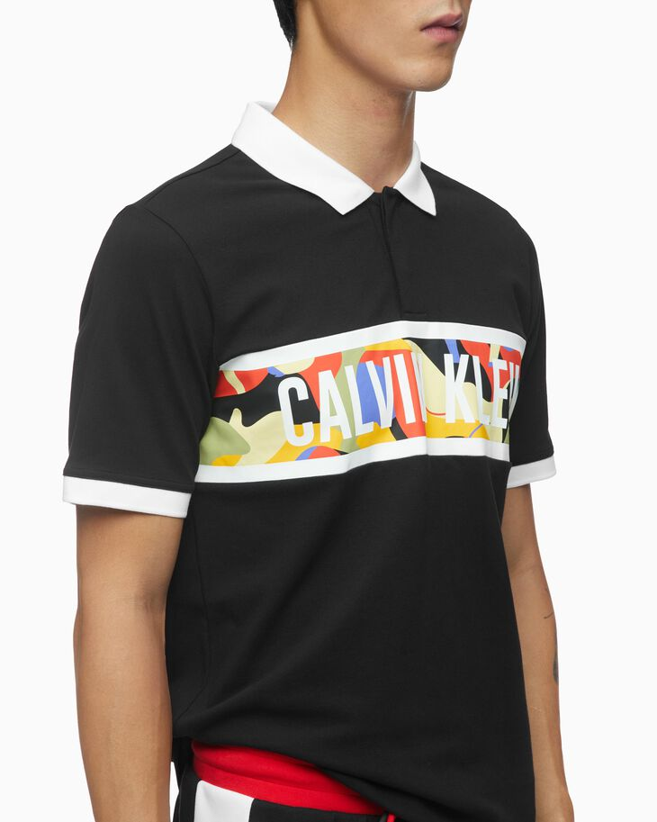 CALVIN KLEIN CHINESE NEW YEAR CAPSULE POLO SHIRT