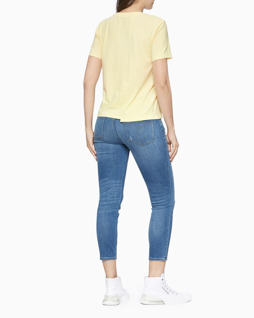 CALVIN KLEIN CKJ 022 INFINITE SOFT CROPPED BODY JEANS
