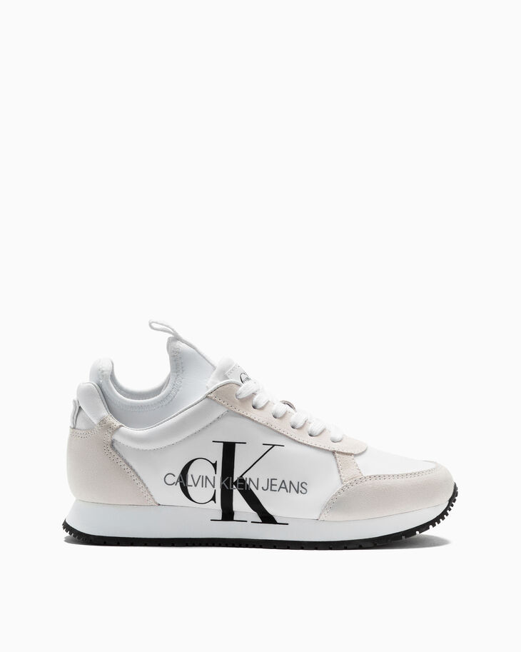 CALVIN KLEIN DUAL TONE MONOGRAM 運動鞋