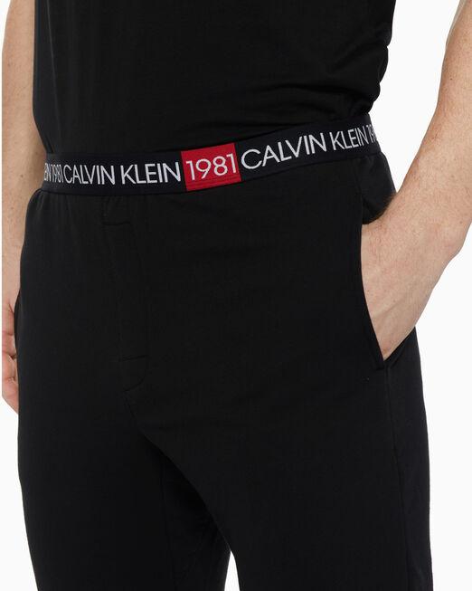 CALVIN KLEIN CK1981 BOLD LOUNGE 슬립 팬츠