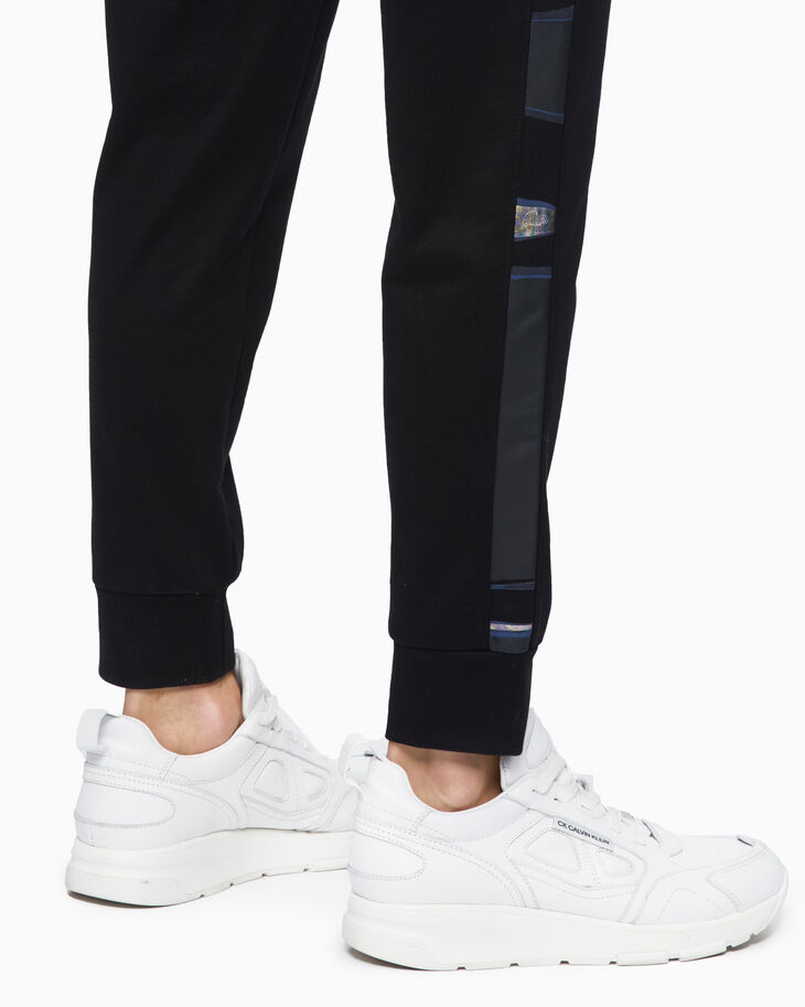 CALVIN KLEIN OXIDIZED SIDE PANEL SWEATPANTS