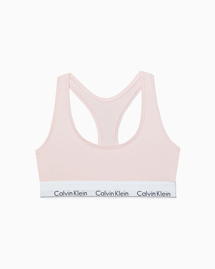 CALVIN KLEIN Modern Cotton アンラインドブラレット