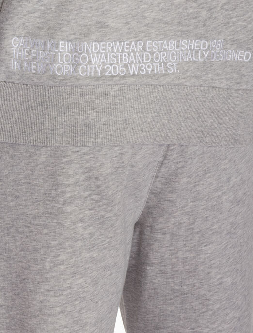 CALVIN KLEIN 니트 긴소매 스웨트셔츠