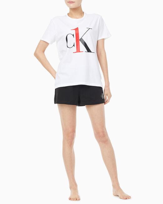 CALVIN KLEIN 여성 CK ONE 코디네이팅 탑