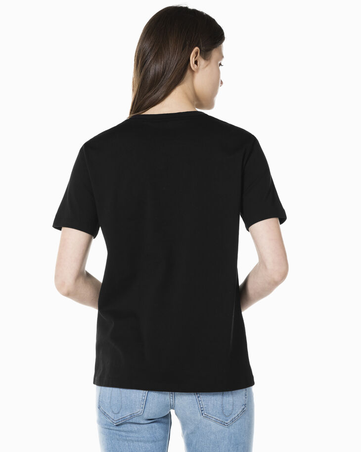 CALVIN KLEIN CENSORED MONOGRAM ショートスリーブTシャツ