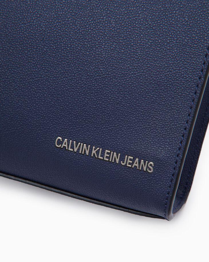 CALVIN KLEIN AIDEN GRAINED UTILITY POUCH
