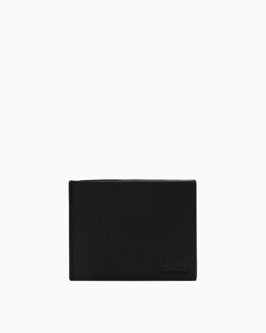 CALVIN KLEIN 남성 슬림 캘빈 빌폴드 지갑