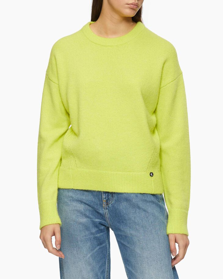 CALVIN KLEIN LOFTY PULLOVER SWEATER