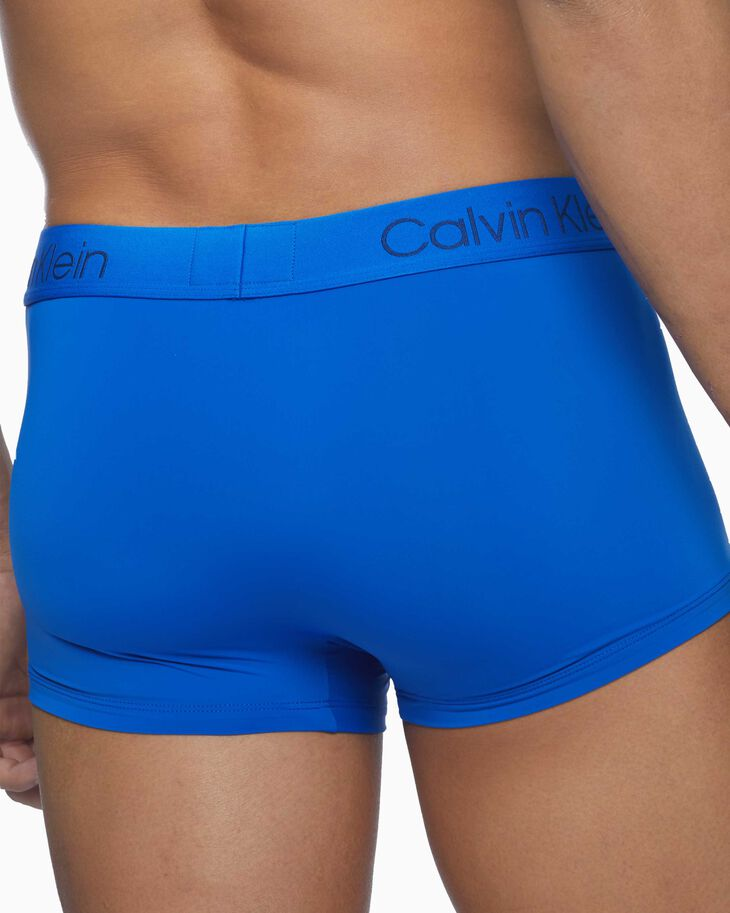 CALVIN KLEIN CK BLACK MICRO LOW RISE TRUNKS