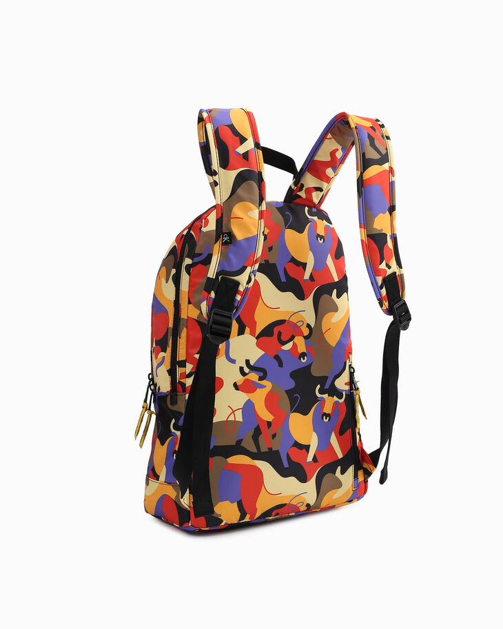 CALVIN KLEIN CHINESE NEW YEAR CAPSULE ALL-OVER PRINT BACKPACK 45 CM
