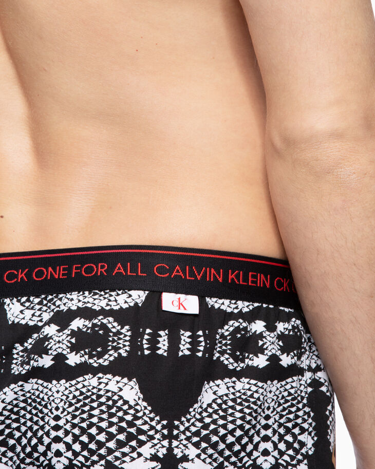 CALVIN KLEIN CK ONE ALL-OVER PRINT BOXERS