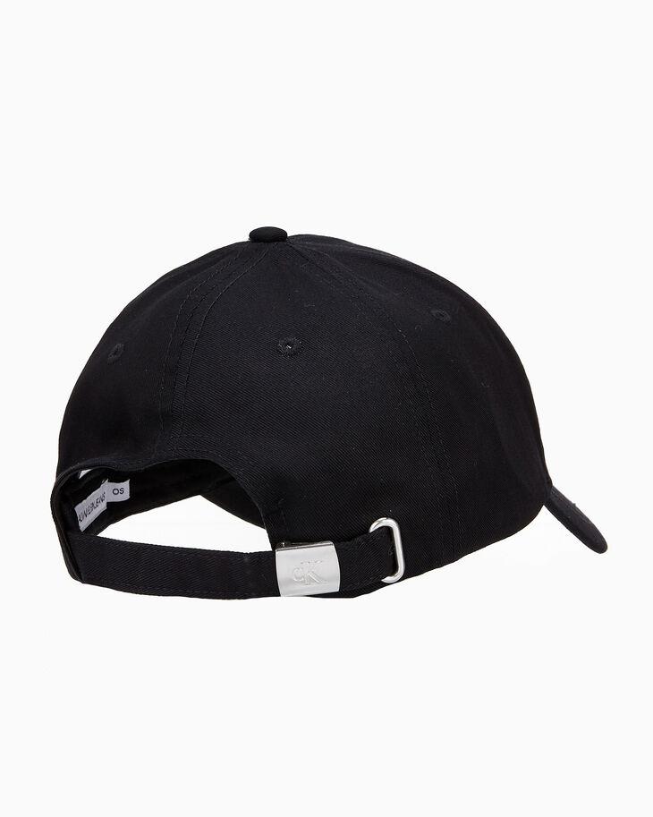 CALVIN KLEIN EMBROIDERED LOGO CARRYOVER CAP