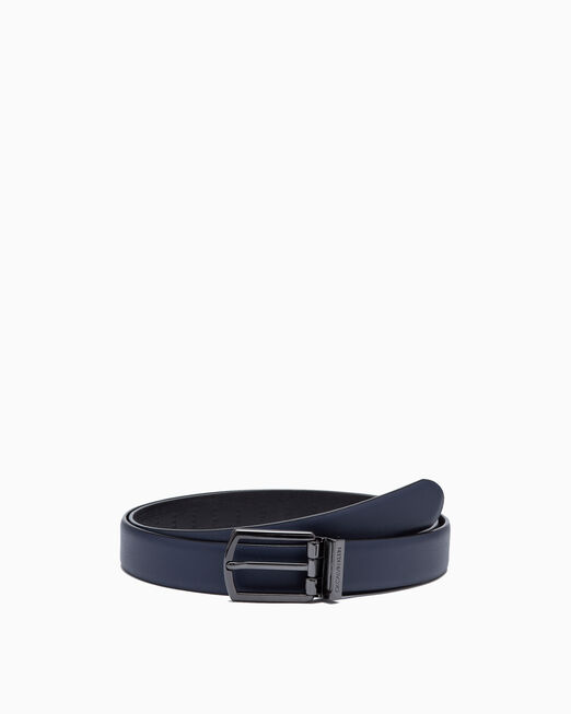 CALVIN KLEIN PIN BUCKLE LEATHER 벨트