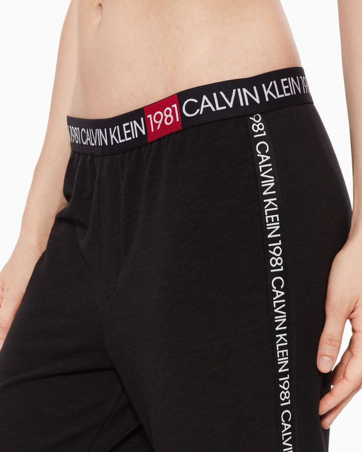 CALVIN KLEIN CK1981 BOLD LOUNGE SLEEP PANTS