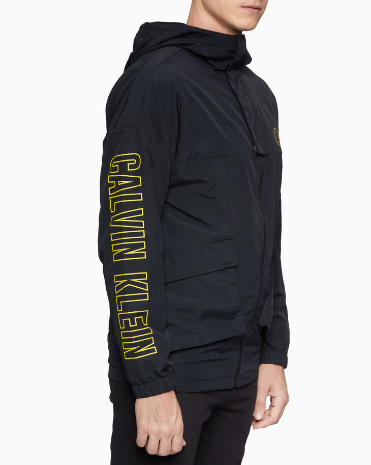 CALVIN KLEIN UTILITY STRONG TECH JACKET