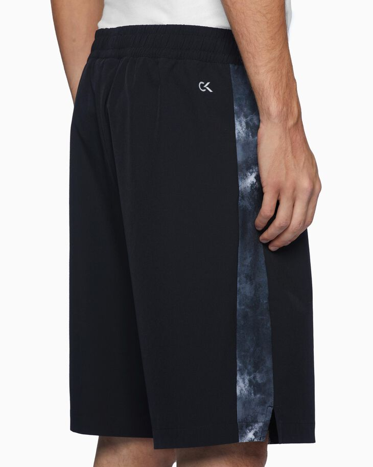 CALVIN KLEIN ORGANIC MOTION TRAINING SHORTS