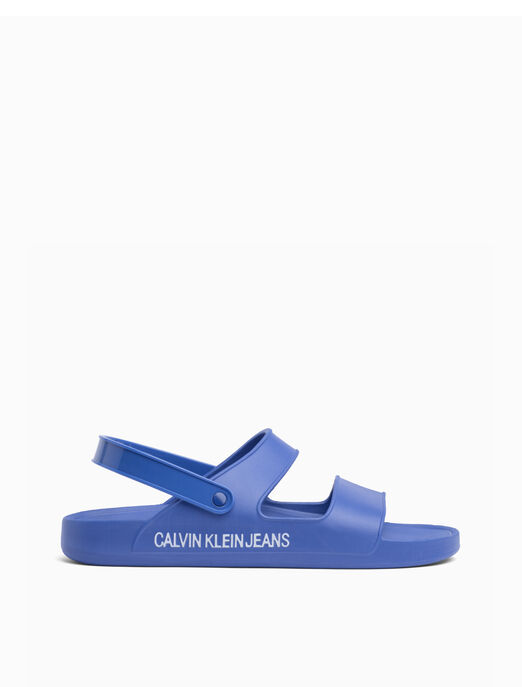 CALVIN KLEIN PATTON 샌들
