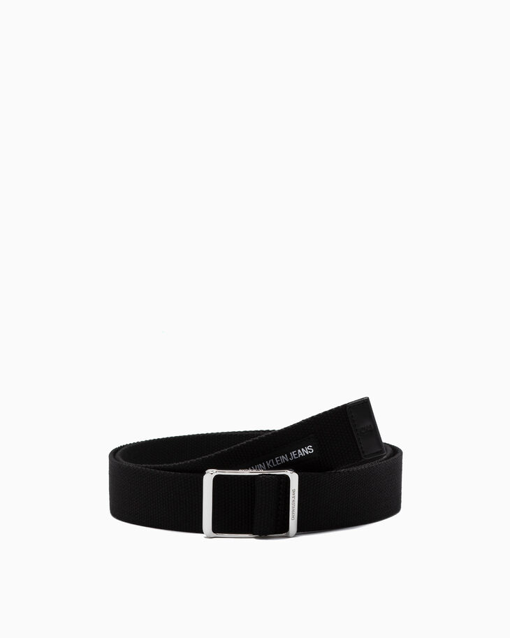 CALVIN KLEIN SLIDE BUCKLE BELT 38MM
