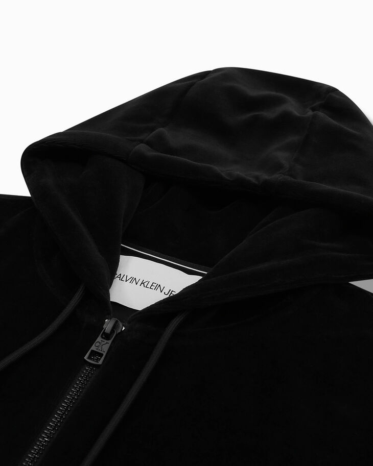 CALVIN KLEIN CHINESE NEW YEAR CAPSULE BACK GRAPHIC ZIP HOODIE