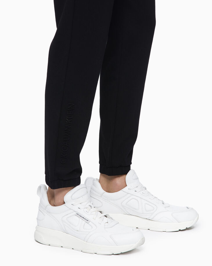 CALVIN KLEIN SIDE ZIP POCKET SWEATPANTS