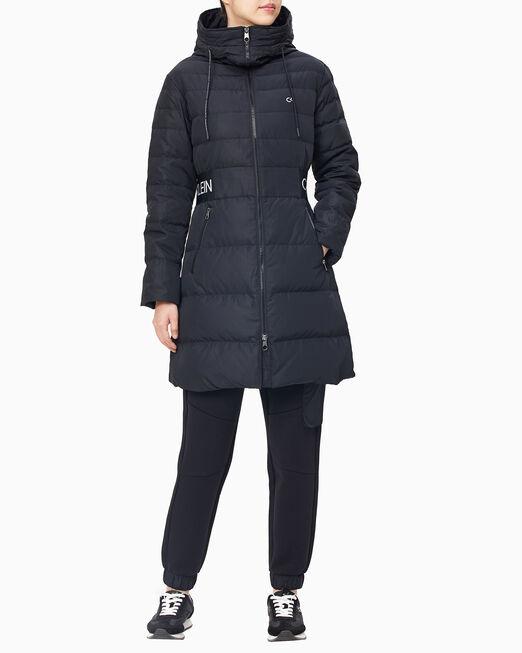CALVIN KLEIN 여성 에이아이 에이 쉐입 다운 자켓