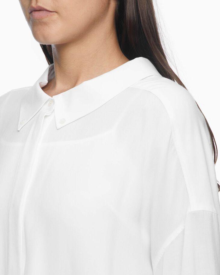 CALVIN KLEIN PREMIUM LONG SHIRT DRESS