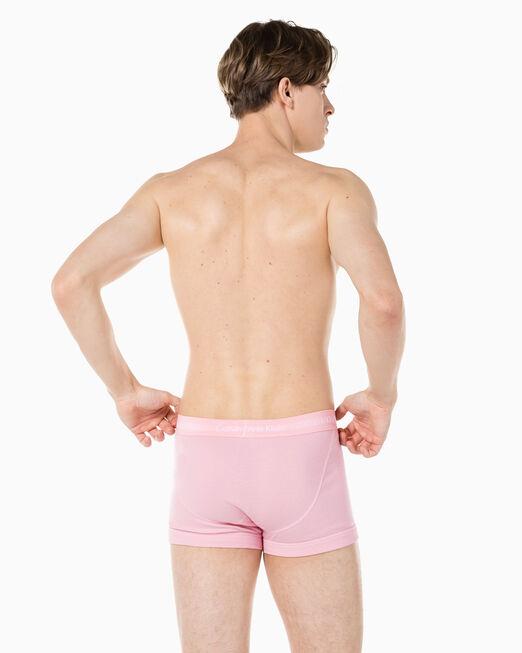 CALVIN KLEIN 남성 코튼 클래식 5팩 트렁크