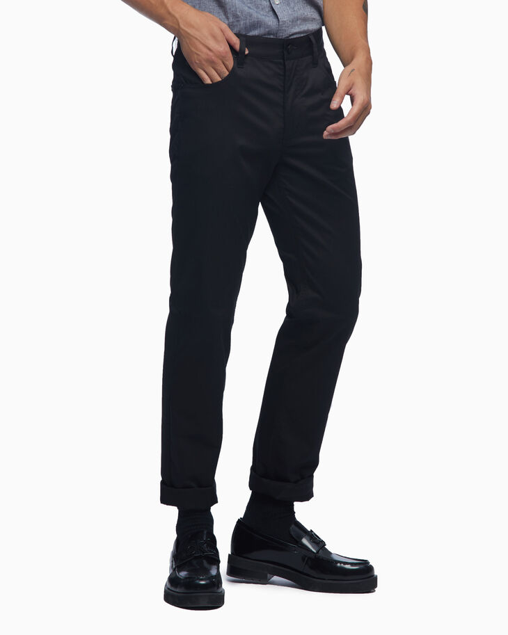 CALVIN KLEIN 37.5 BODY PANTS WITH OMBRE TRIM