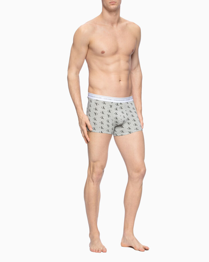 CALVIN KLEIN CK ONE COTTON TRUNKS