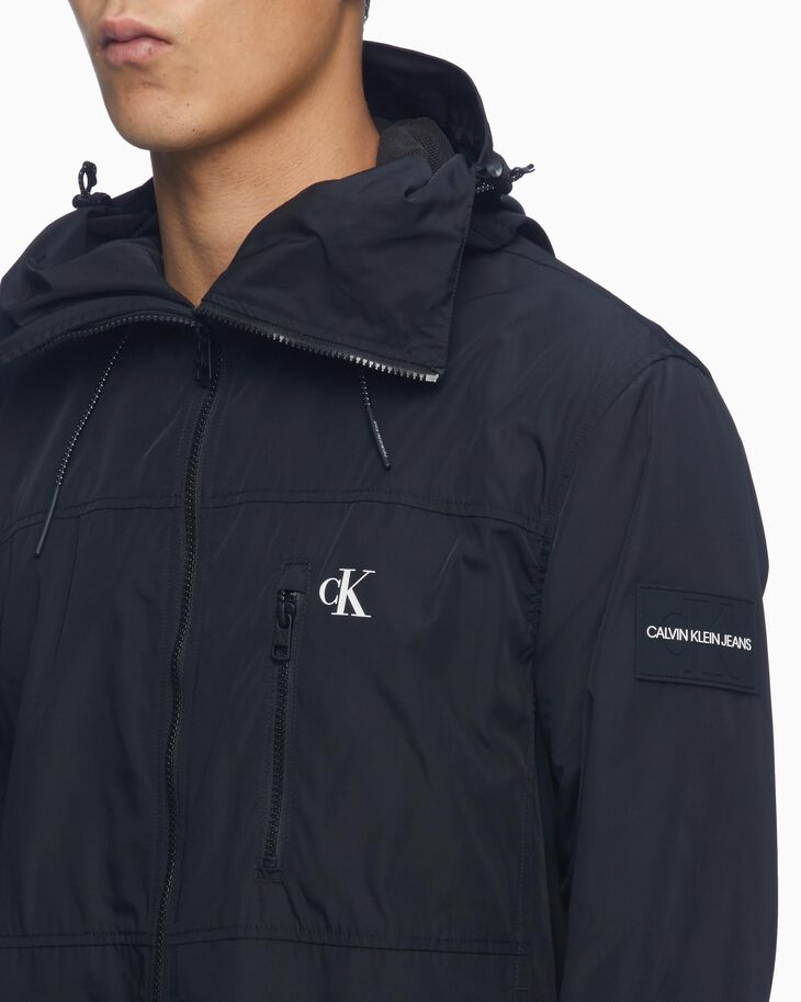 CALVIN KLEIN TECHNICAL 2 IN 1 UTILITY JACKET