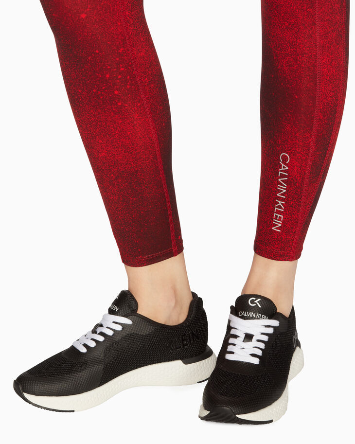 CALVIN KLEIN GALAXY ALL OVER PRINT LEGGINGS