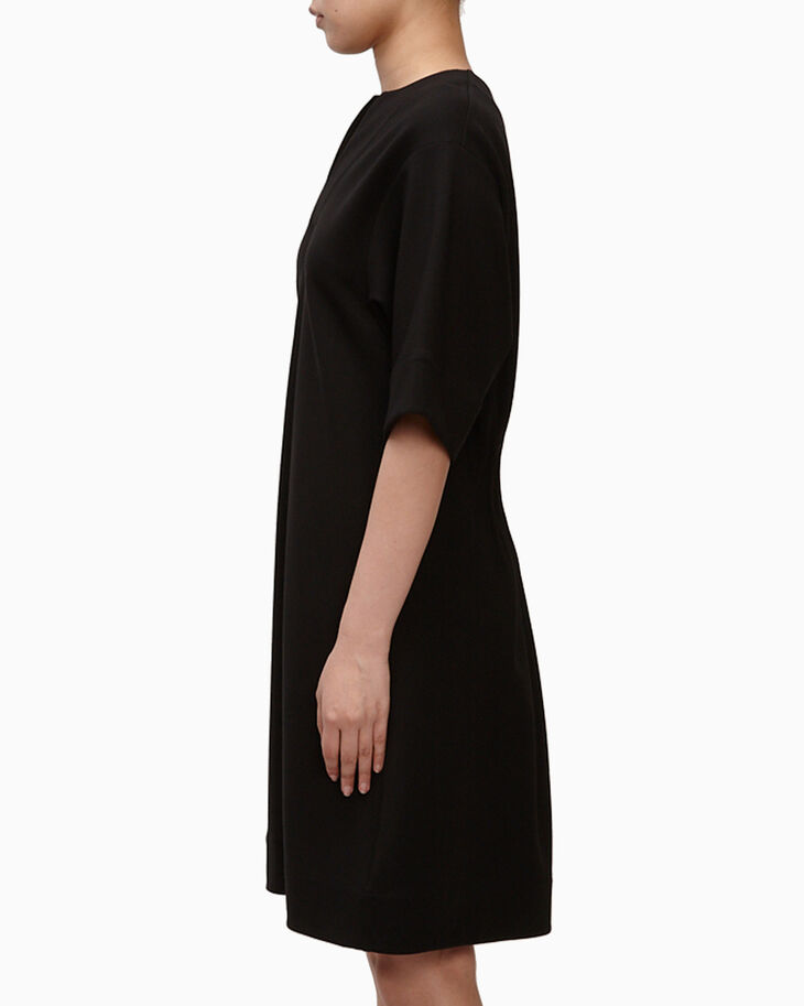 CALVIN KLEIN COMPACT MILANO DRESS