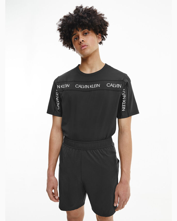 CALVIN KLEIN ACTIVE ICON COOL TOUCH TRAINING TEE