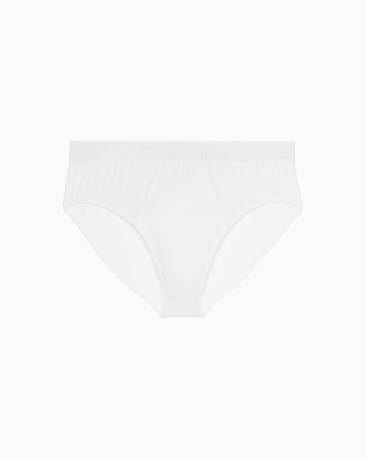 CALVIN KLEIN CK BLACK COTTON HIPSTER BRIEF