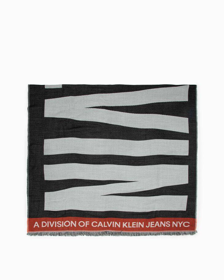 CALVIN KLEIN CKJ UTILITY PATCH BLANKET