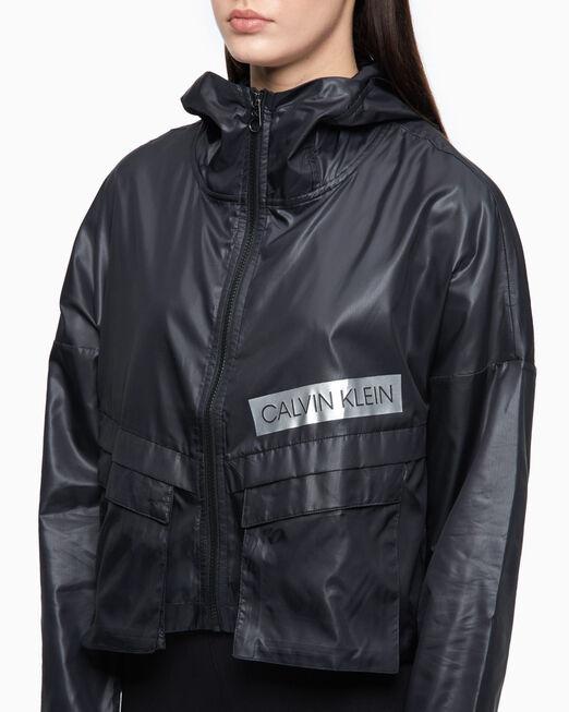 CALVIN KLEIN 여성 라이트 웨이트 유틸리티 재킷