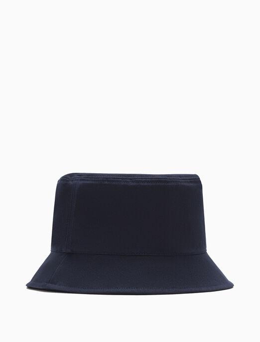 CALVIN KLEIN 로고 버킷 모자
