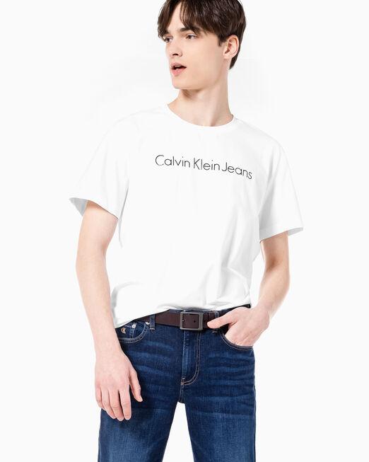 CALVIN KLEIN 남성 체이스 양면 벨트 33MM