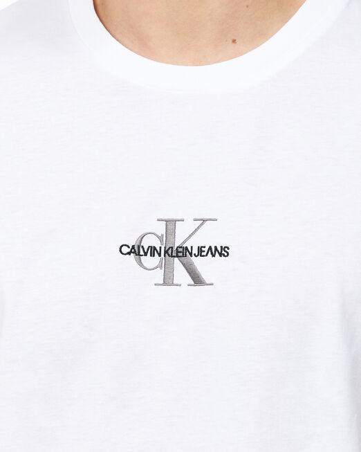 CALVIN KLEIN 남성 아이코닉 에센셜 반팔 티셔츠