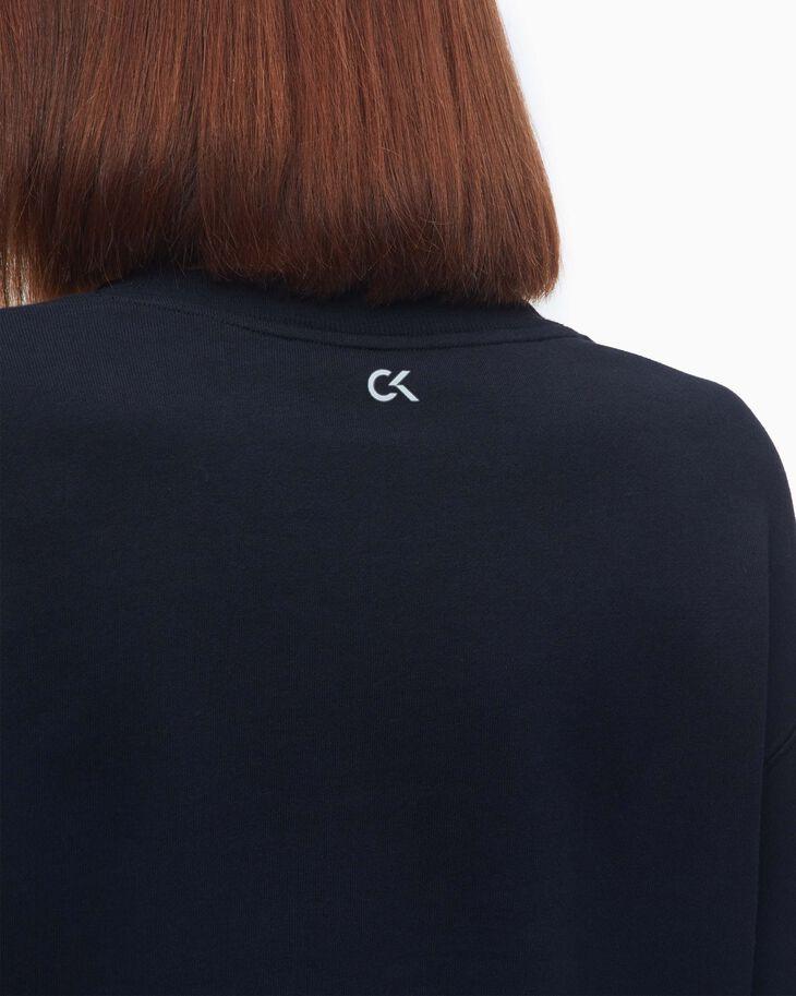 CALVIN KLEIN ICONIC CALVIN プルオーバー スウェットシャツ